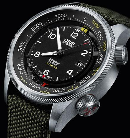 Oris Big Crown Altimeter