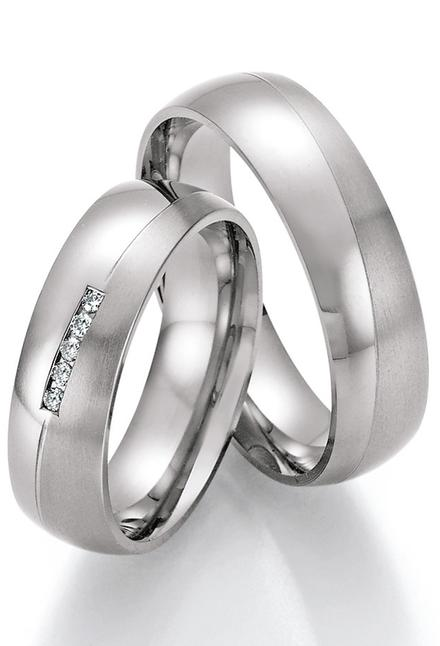 Ring For Partners Premium Titanium Evolution Watch Jewelery Design