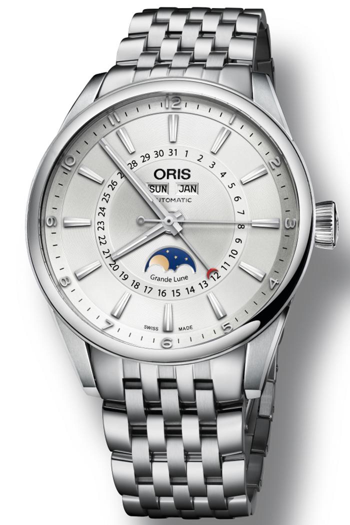 Oris Artix Watch Jewelery Design Harald Burger